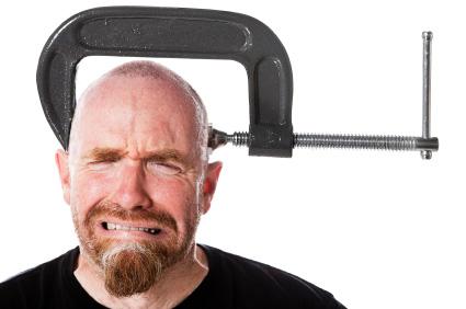 سر درد تنشی