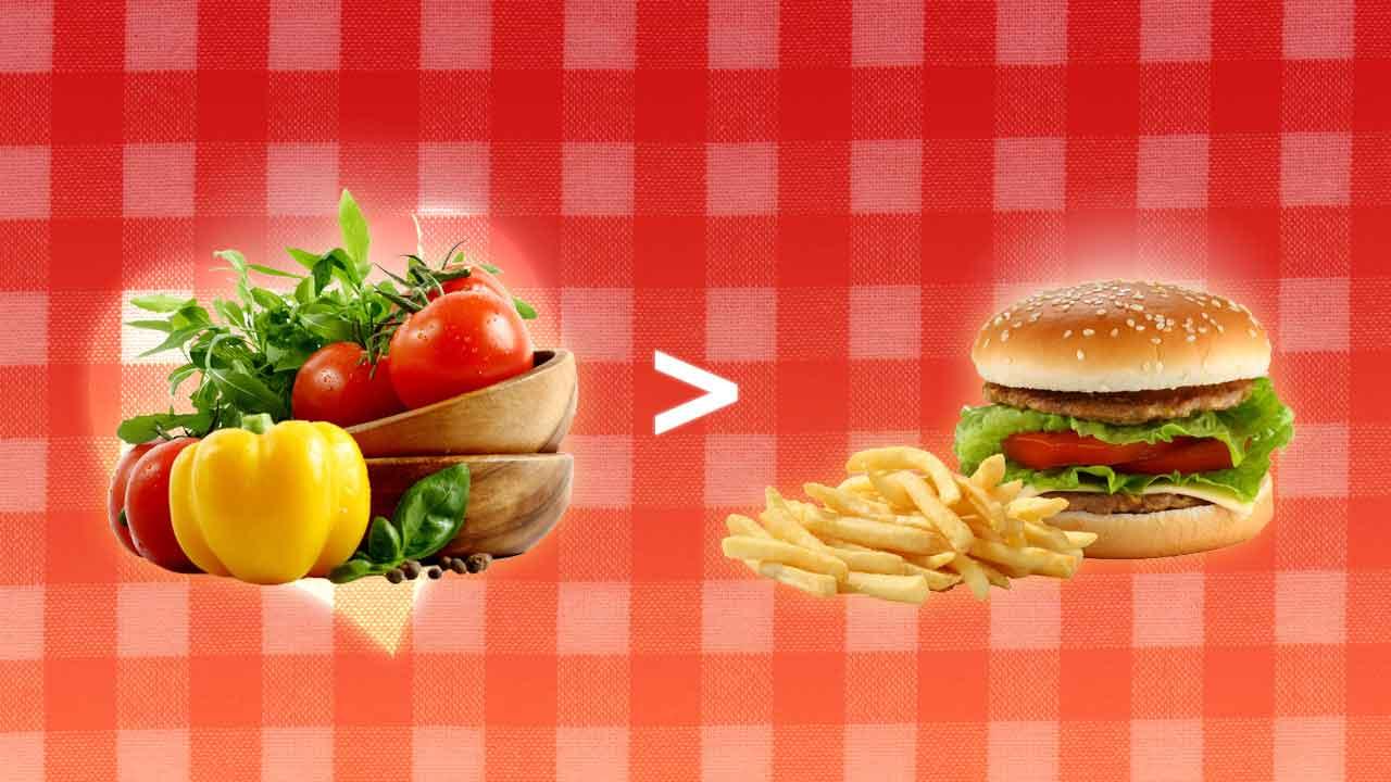 غذاهای سالم و سلامت قلب